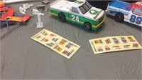 Chevy Truck Slot Car Set