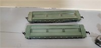 H O Scale, lot of train cars