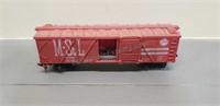 H O Scale, Lot of train cars