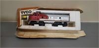H O Scale, Train Engine