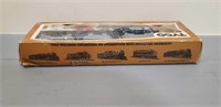 H O Scale, Train Engine