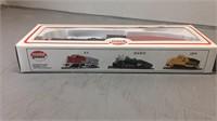 HO Scale Train Locomotive