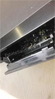 Sansui Cassette Deck D-X301i Powers on