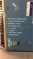 Heathkit 30V, 3A Power Supply Untested