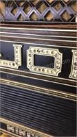 Minchella ACC Detroit Accordion Personalized