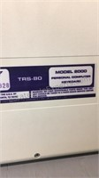 Tandy TRS-80 Keyboard