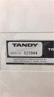 Tandy TRS-80 Keayboard & Cover