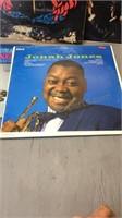 Lot of Jonah Jones Records
