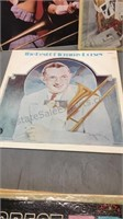 Lot of Various Records Includes Tom Dorsey