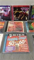 Lot of Love & Rock CDs