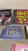 Lot of Party CDs