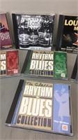 Lot of Blues CDs