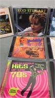 Lot of CDs Includes Rod Stewart