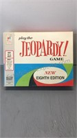 Vintage Milton Bradley Jeopardy Game