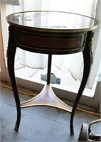 Inlay Louie XIIII Accent Table