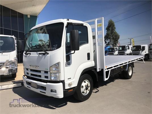 2012 Isuzu FRR Gilbert and Roach - Trucks for Sale