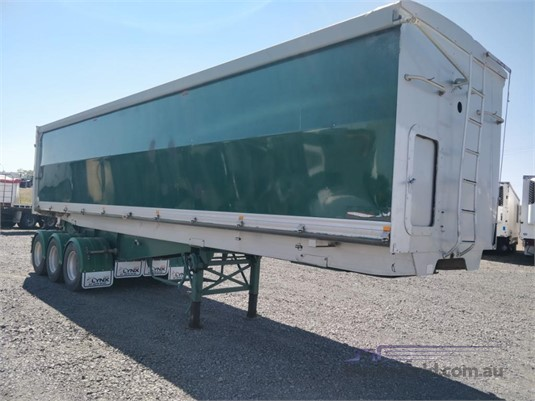 2010 Sloanebuilt TIPPER Wheellink - Trailers for Sale