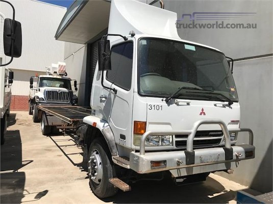 2004 Mitsubishi Fuso Fighter Fm600 Adelaide Quality Trucks - Trucks for Sale