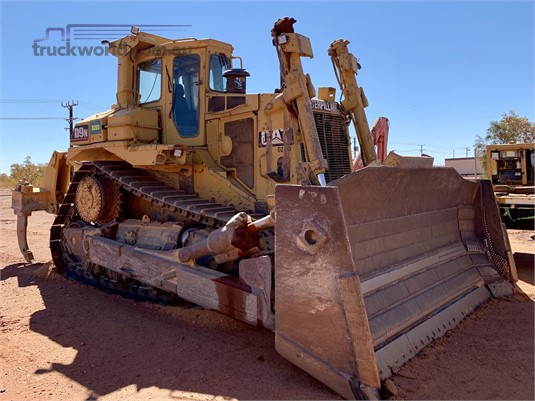 1989 Caterpillar D9N - Heavy Machinery for Sale