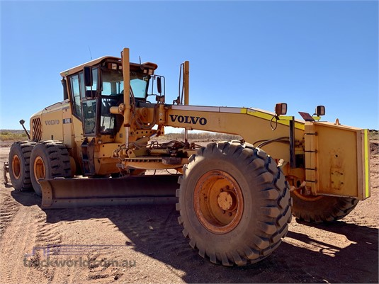 2006 Volvo G990 - Heavy Machinery for Sale