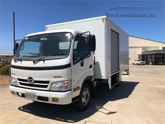 2010 Hino 300 616 Adelaide Truck Sales - Trucks for Sale