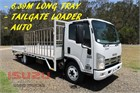 2013 Isuzu NQR 450 Premium Table / Tray Top