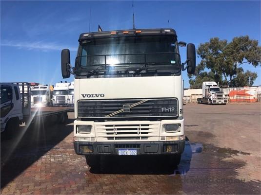 2002 Volvo FH12.460 - Trucks for Sale