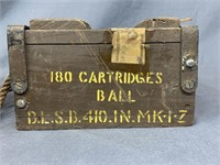 Enfield .410 Ball Rifle Ammunition