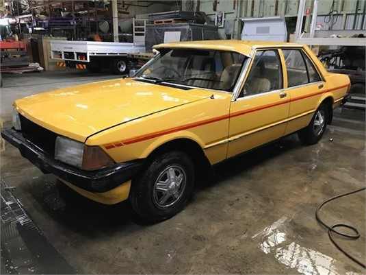 1979 Ford Falcon Adelaide Quality Trucks  - Light Commercial for Sale