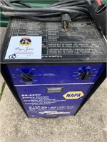 Battery Charger and Starter