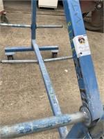 Roller Cart Blue