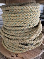 "Roll of Rope 27""x21"""