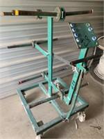 Roller Cart Green