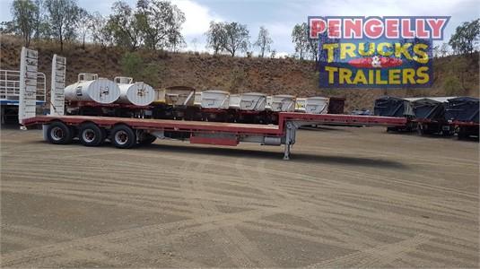 2001 Haulmark Drop Deck Trailer Pengelly Truck & Trailer Sales & Service  - Trailers for Sale