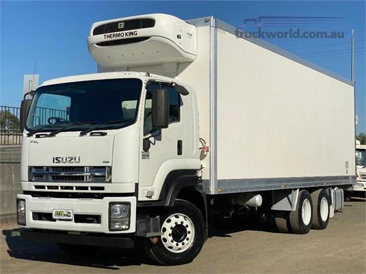2012 Isuzu FXL 1500 - Trucks for Sale