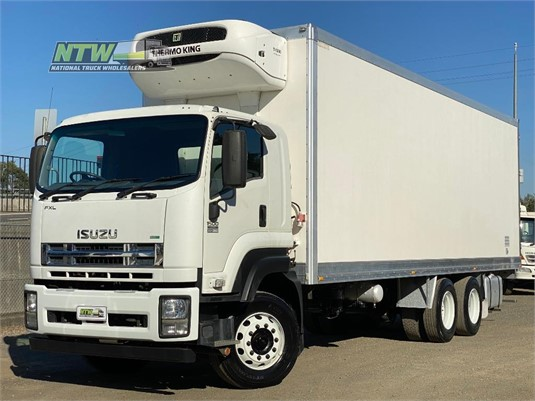 2012 Isuzu FXL 1500 National Truck Wholesalers Pty Ltd - Trucks for Sale