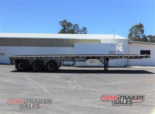 1979 Freighter Flat Top Trailer Semi Trailer Sales - Trailers for Sale