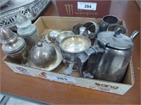 Antiques, Furniture and Collectibles Online Only