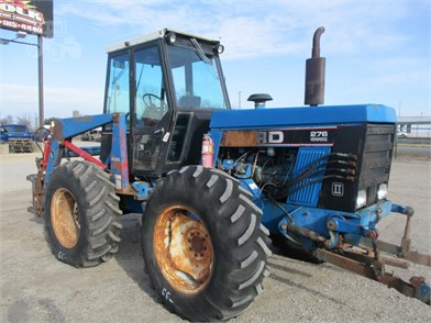 Versatile 276 Auction Results 10 Listings Tractorhouse Com Page 1 Of 1