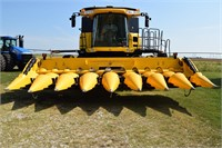 Harvesters - Headers - Row Crop  NEW HOLLAND 980CR