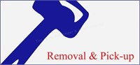 ITEM PICK-UP | REMOVAL | CHECK-OUT