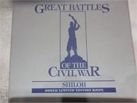"Boker 3.75"" Civil War Shiloh LTD ED"