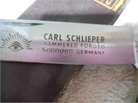 "Carl Schlieper 3.75"" 99JRY Lock Back (box)"