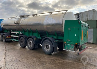 Used Vacuum Tankers for sale in the United Kingdom | Truck