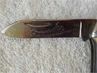 """Queen Steel 3.75"""" Canoe Bone"""