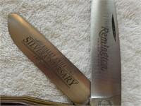 "Remington 4.5"" Bullet Knife 25th Anniversary"
