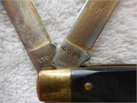 """Schrade Old Timer 3.75"""" Grand Dad's II Lmt Ed (box"""