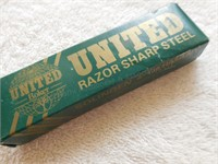 "United Boker 3"" Handi Razor UC 122 CT"