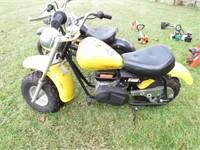Gas Powered Motor Bike