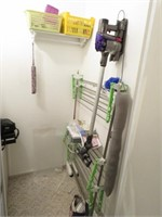 Dyson Vac, Drying Rack, Tri Pod and more